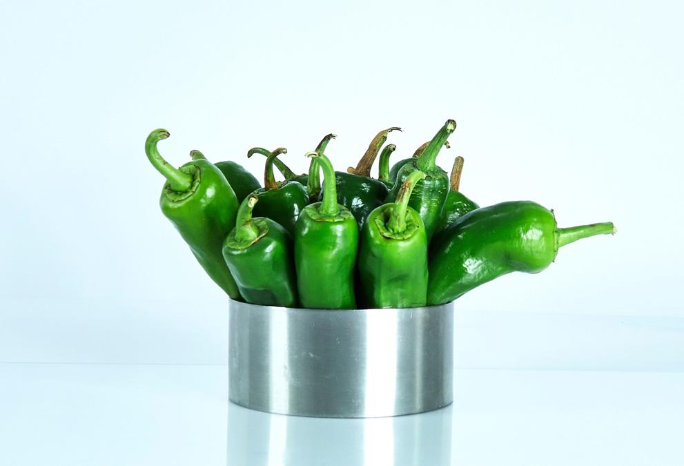 Зеленые перцы